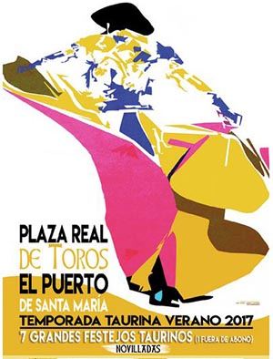 2017 el puerto bullfight posters